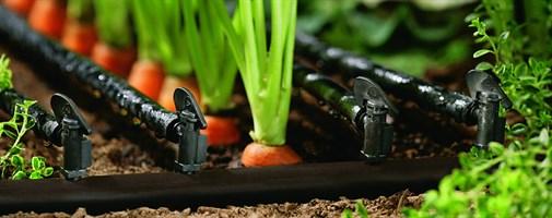 Системы капельного автоматического полива