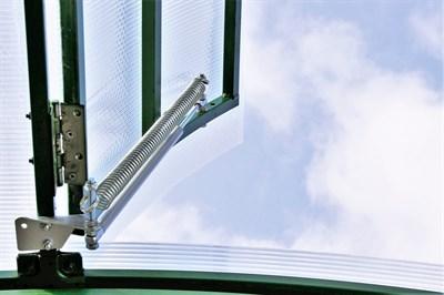Автомат для проветривания теплиц Термопривод 400 - фото 7000