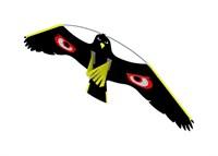 """Динамический отпугиватель птиц """"Крук"""" c флагштоком 4 м"""