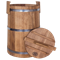 Кадка бочка дубовая 50 литров - фото 5869