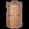 Кадка бочка дубовая 80 литров - фото 5879
