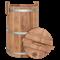 Кадка бочка дубовая 100 литров - фото 5888